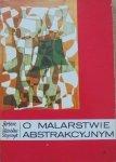 Barbara i Stanisław Stopczyk • O malarstwie abstrakcyjnym [Strzemiński, Klee, Szczuka, Berlewi, Stażewski]