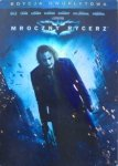 Christopher Nolan • Mroczny Rycerz • 2xDVD