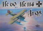 Janusz Ledwoch, Waldemar Trojca • Heinkel 60. Heinkel 114. Urado 95