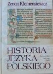 Zenon Klemensiewicz • Historia języka polskiego