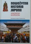 Andrew Gordon • Nowożytna historia Japonii [Japonia]