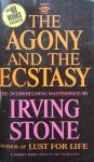 Irving Stone • The Agony And The Ecstasy