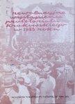 red. Jerzy Zawistowski • Rewolucyjne wystąpienia proletariatu krakowskiego w 1936 roku
