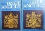 Jerzy Z. Kędzierski • Dzieje Anglii 1485-1939 [komplet]