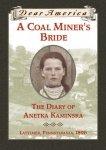 Susan Campbell Bartoletti • A Coal Miner's Bride