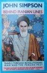 John Simpson • Behind Iranian Lines