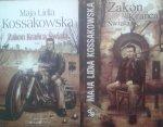 Lidia Kossakowska • Zakon Krańca Świata. 2 Tomy