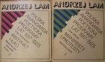 Andrzej Lam • Polska awangarda poetycka. Programy z lat 1917-1923 [komplet]