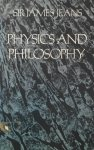 Sir James Jeans • Physics and philosophy