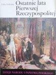 Zofia Zielińska • Ostatnie lata Pierwszej Rzeczypospolitej [III-41]