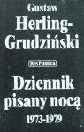 Gustaw Herling-Grudziński • Dziennik pisany nocą 1973-1979