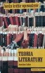 Jonathan Culler • Teoria literatury