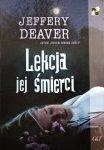 Jeffery Deaver • Lekcja jej śmierci