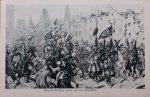 Wjazd Króla Jana III do Wiednia [pocztówka]