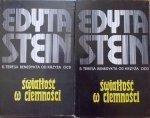 Edyta Stein • Światłość w ciemności [komplet]
