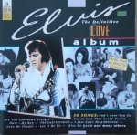 Elvis Presley • The Definite Love Album • CD