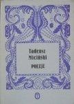 Tadeusz Miciński • Poezje [W mroku gwiazd]