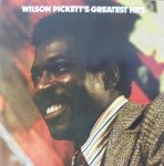 Wilson Pickett • Wilson Pickett's Greatest Hits • CD