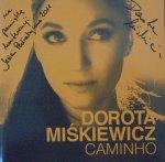 Dorota Miśkiewicz • Caminho [autograf artystki] • CD