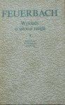 Ludwik Feuerbach • Wykłady o istocie religii