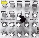 Simon Preston • Bach: Organ Works • CD
