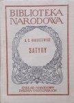 Adam Naruszewicz • Satyry