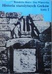Benedetto Bravo, Ewa Wipszycka • Historia starożytnych Greków Tom I : Do końca wojen perskich