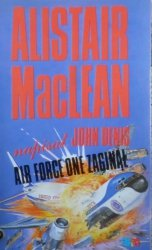 Alistair MacLean • Air Force Ona zaginął