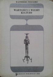 Kazimierz Żygulski • Wartosci i wzory kultury