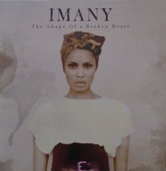 Imany • The Shape of a Broken Heart • CD
