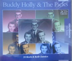 Buddy Holly & The Picks • Collection. 35 Rock&Roll Classics • 2CD