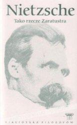 Fryderyk Nietzsche • Tako rzecze Zaratustra