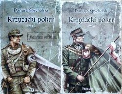 Dariusz Spychalski • Krzyżacki poker [komplet]