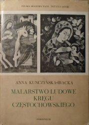Anna Kunczyńska-Iracka • Malarstwo ludowe kręgu częstochowskiego