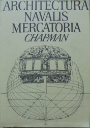 Fredrik Henrik af Chapman • Architectura Navalis Mercatoria [architektura okrętów statków]