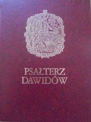 Psałterz Dawidów • przekład ks. Jakub Wujek