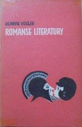 Henryk Vogler • Romanse literatury [Szymon Kobyliński]
