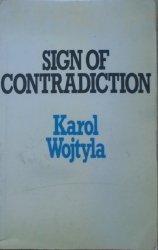 Karol Wojtyła • Sign of Contradiction