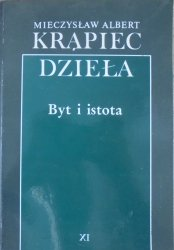 Mieczysław Albert Krąpiec • Byt i istota