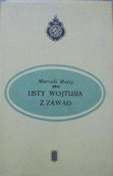 Marceli Motty • Listy Wojtusia do Zawad [Poznań]