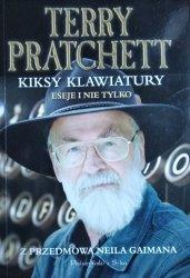 Terry Pratchett • Kiksy klawiatury