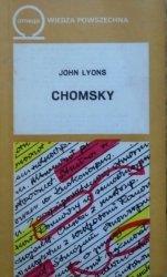 John Lyons • Chomsky