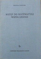Helena Rasiowa • Wstęp do matematyki współczesnej