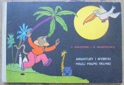 Kornel Makuszyński, Marian Walentynowicz • Awantury i wybryki małej małpki Fiki-Miki [1967]