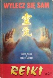 Brigitte Muller, Horst H. Gunther • Wylecz się sam. Reiki