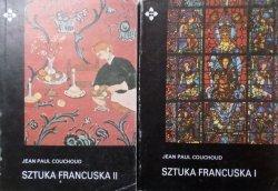 Jean Paul Couchoud • Sztuka francuska. 2 tomy