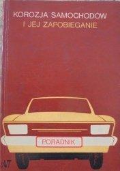 poradnik • Korozja samochodów i jej zapobieganie [Witold Rębkowski]