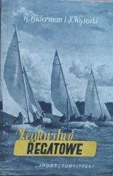 R. Biderman, S. Wysocki • Żeglarstwo regatowe