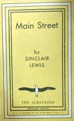 Sinclair Lewis • Main Street