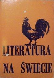 Literatura na świecie 7/1982 • Rimbaud, Baudelaire, Malraux, Eluard